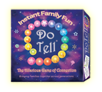 Do Tell Fun Family games for quality family time play